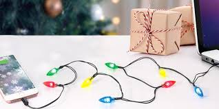 Target Christmas Light Charger This Christmas Light Phone Charger Is The Decoration You