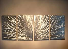 Metal Wall Decor For Kitchen Kitchen Panel Wall Art Decor In