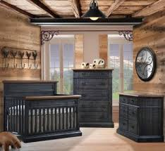 gray nursery furniture. natart cortina 3 piece baby nursery set in black chaletcognac this european inspired gray furniture o