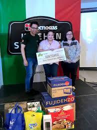 Ida Tan-Schneider wins Tecnogas Kitchen Superstar with creamy smoked  salinas pasta – CONAN Daily