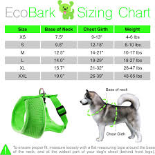 Ecobark Maximum Comfort Nautical Print Dog Harness X Small