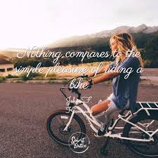 Bike Quotes Custom 48 Cycling Quotes That Will Inspire You To Get Out Spirit Button