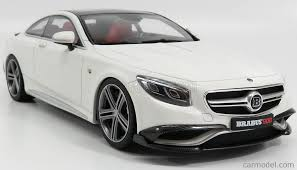 mercedes benz 2015 s class white. gtspirit gt747 scale 118 mercedes benz sclass s63 900 brabus mercedes benz 2015 s class white p