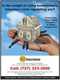 print michelle nault marketing flyer for ez insurance