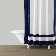 edge frame shower curtain