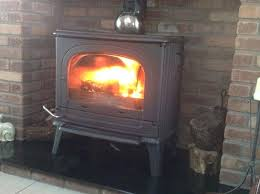 made recently wood burning stove glass window cleaner clean fireplace or