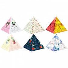 """Календарь-пирамидка с высечкой OfficeSpace """"Цветы"""", ассорти ..."""