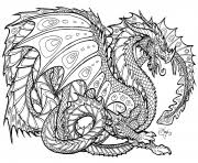 Small Picture DRAGON COLORING Pages Free Download Printable