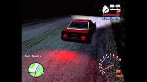 Gta Sa Android Light Mod Gta Sa Improved Vehicle Lights Mod Test