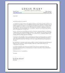 great resume cover letters template great resume cover letters