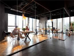 open concept office space. creative and playful leo office with fresh open spaces interiorzine concept space a