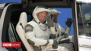 lançamento da nasa e da spacex 10