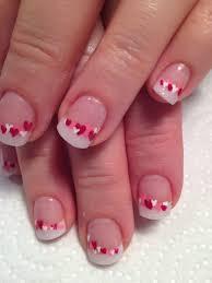 Valentines day nails | Valentines nail art designs, Romantic nails,  Valentine nail art