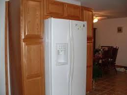 refrigerator end panel medium size of in refrigerator cabinets refrigerator