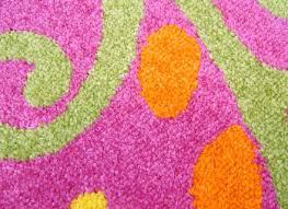 owl area rug pink nursery for kids