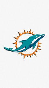 miami dolphins logo wallpaper