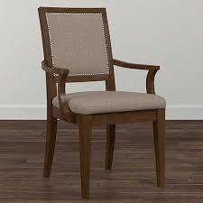upholstered dining room arm chairs for idea 10