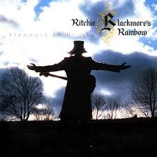 RAINBOW Ritchie Blackmore's <b>Rainbow</b>: <b>Stranger</b> In Us All reviews