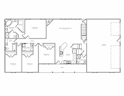 Small Four Bedroom House Plans Simple Ranch House Plans Bedroom Gucobacom