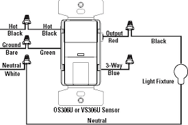wiring how do i hard wire a t fluorescent light fixture motion sensor