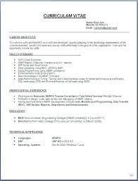 Proper Format For A Resume Impressive Proper Resume Format 48 Formatting Resume Resume Samples Project