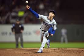Dodgers Postseason Preview Starting Rotation True Blue La