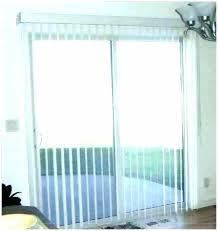 blinds in glass door insert between patio french doors with supreme shutters