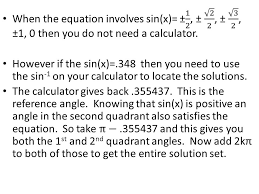5 solve this equation just like you normally would trying to isolate the variable understand that the variable is stuck to cosine so you are actually