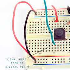 the arduino synthesizer 20 steps pictures step 8 wire the tactile switch