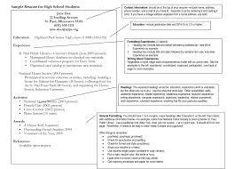 95 Resume Volunteer Work Sample Good Resumer Example