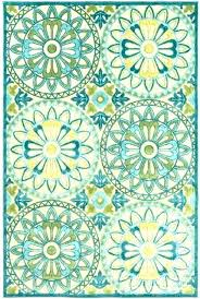 teal and lime green rug brilliant yellow kitchen rug runner with blue green rugs blue and