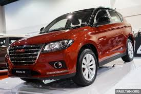 new car launch in malaysia 2016Haval H2 SUV to be launched in Malaysia by Q2 2016