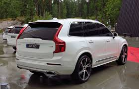 volvo xc90 2015 white. handsome threerow suv is versatile and stylish both inside out volvo xc90 2015 white e