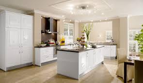 Küche Weiß Mit Holzarbeitsplatte Kuche Weis Arbeitsplatte Beton