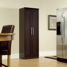 Sauder HomePlus Basic Storage Cabinet Dakota Oak 411985   eBay