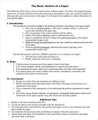 Basic Newspaper Template Report Essay Example Writing Format Style In Research Newspaper