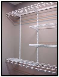 rubbermaid wire closet shelving. Rubbermaid Closet Organizer Parts Shelving Home Design Ideas 9 Wire E