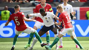 ยูโร 2020 : ภาพชุด ฝรั่งเศส ตามตีเสมอ ฮังการี 1-1 ฟุตบอลยูโร 2020