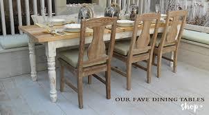 beach cottage furniture coastal. Shop Coastal And Cottage Dining Tables Beach Furniture