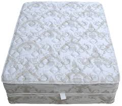 mattress top view. Duraplex Pillow Top Mattress And Box Springs | Handcrafted . View