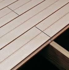 tongue and groove composite decking. Adding Decking To A DIY Composite Tongue-and-groove Deck Tongue And Groove E