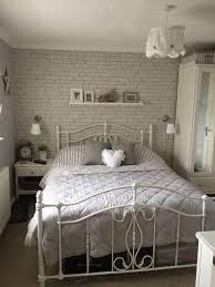 brick wallpaper bedroom decor casas futura casa and