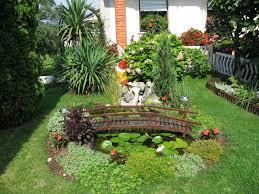 ... Beautiful Small Garden F L M S
