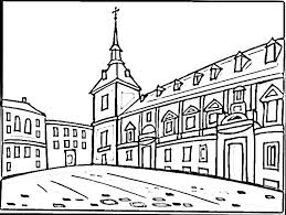 Small Picture Town Coloring Page Drawings Of Towns Colouring Pages nebulosabarcom