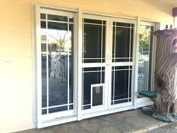 dog doors for sliding glass doors door dog door sliding glass door insert