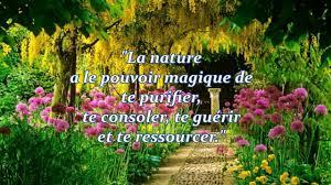 Les Belles Citations Sur La Nature