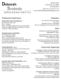 resume for photographer lance professional creative online resume for photographer lance professional out the shadows photography