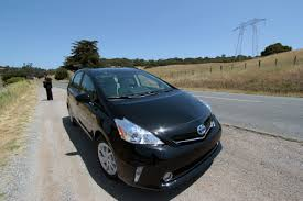 Pre-Production Review: Toyota Prius V - The Truth About Cars