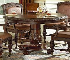 stylish dining room table and chairs with wheels home design ideas dining room chairs with wheels plan