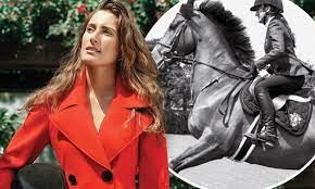 Jessica Springsteen on how riding ...